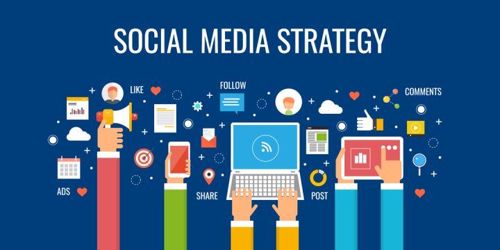 Author social media strategy